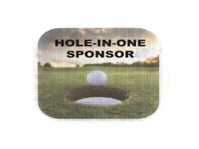 Hole In One Sponsor - $1000